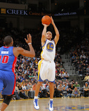 Detroit Pistons v Golden State Warriors: Stephen Curry