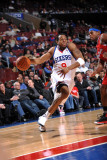 Los Angeles Clippers v Philadelphia 76ers: Andre Iguodala and Ryan Gomes