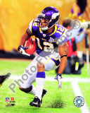 Percy Harvin 2010 Action