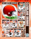 2010 Cleveland Browns Team Composite