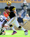 Ben Roethlisberger 2010 Action