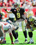 Drew Brees 2010 Action