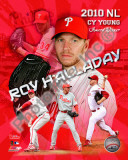 Roy Halladay 2010 National League Cy Young Award Winner Portrait Plus