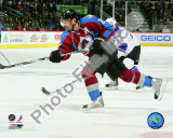 Milan Hejduk 2010-11 Action