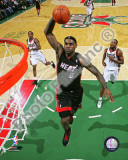 LeBron James 2010-11 Action
