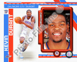 Kevin Durant 2010-11 Studio Plus