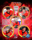 Calgary Flames 2010-11 Team Composite