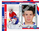 Carey Price 2010 Studio Plus