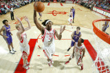 Phoenix Suns v Houston Rockets: Jordan Hill