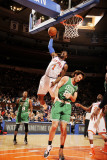 Boston Celtics v New York Knicks: Amar'e Stoudemire and Semih Erden