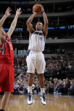 Houston Rockets v Dallas Mavericks: Caron Butler and Chase Budinger