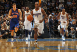 New York Knicks v Denver Nuggets: Chauncey Billups