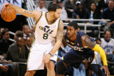 Memphis Grizzlies v Utah Jazz: Deron Williams and OJ Mayo