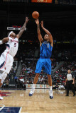 Dallas Mavericks v Atlanta Hawks: Josh Smith and Tyson Chandler