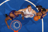 Los Angeles Lakers v Los Angeles Clippers: Blake Griffin  Lamar Odom and Ron Artest