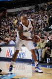 Miami Heat v Dallas Mavericks: Caron Butler and LeBron James