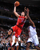 Los Angeles Clippers v Philadelphia 76ers: Blake Griffin and Elton Brand