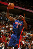 Detroit Pistons v Miami Heat: Ben Wallace