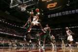 Milwaukee Bucks v Cleveland Cavaliers: Mo Williams and Keyon Dooling