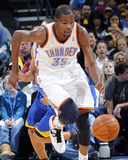 Golden State Warriors v Oklahoma City Thunder: Kevin Durant