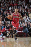 Chicago Bulls v Houston Rockets: Derrick Rose