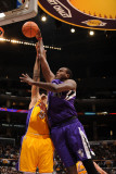 Sacramento Kings v Los Angeles Lakers: Samuel Dalembert