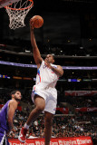 Sacramento Kings v Los Angeles Clippers: Jarron Collins
