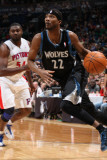 Detroit Pistons v Minnesota Timberwolves: Corey Brewer and Jason Maxiell
