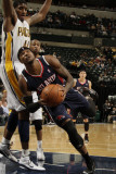 Atlanta Hawks v Indiana Pacers: Josh Smith and Solomon Jones