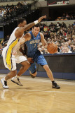 Orlando Magic v Indiana Pacers: J J Redick and Brandon Rush