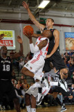 Austin Toros v Maine Red Claws: Kenny Hayes and Garrett Williamson