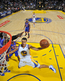 New York Knicks v Golden State Warriors: Stephen Curry