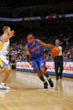 Detroit Pistons v Golden State Warriors: Richard Hamilton