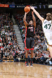 Miami Heat v Utah Jazz: Mario Chalmers and Andrei Kirilenko