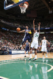 Memphis Grizzlies v Utah Jazz: OJ Mayo and CJ Miles