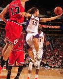 Chicago Bulls v Phoenix Suns: Steve Nash and Joakim Noah