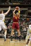 Cleveland Cavaliers v Indiana Pacers: Anthony Parker and Mike Dunleavy
