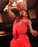 Toronto Raptors v New York Knicks: DeMar DeRozan