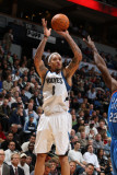 Oklahoma City Thunder v Minnesota Timberwolves: Michael Beasley and Jeff Green