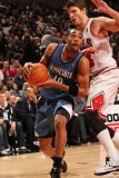 Minnesota Timberwolves v Chicago Bulls: Wayne Ellington and Kyle Korver