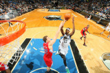 Los Angeles Clippers v Minnesota Timberwolves: Blake Griffin and Corey Brewer