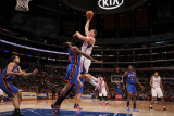 New York Knicks v Los Angeles Clippers: Blake Griffin and Ronny Turiaf