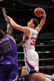 Sacramento Kings v Los Angeles Clippers: Blake Griffin and Samuel Dalembert