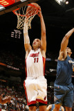 Washington Wizards v Miami Heat: Zydrunas Ilgauskas