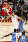 Oklahoma City Thunder v Houston Rockets: Luis Scola