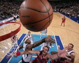 Chicago Bulls v Dallas Mavericks: Joakim Noah and Brendan Haywood