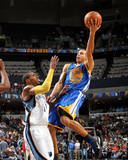 Golden State Warriors v Memphis Grizzlies: Stephen Curry and Mike Conley