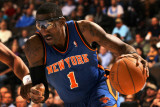 New York Knicks v Denver Nuggets: Amar'e Stoudemire