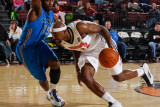 Texas Legends v Idaho Stampede: DeSean Hadley and Justin Dentmon