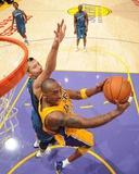 Washington Wizards v Los Angeles Lakers: Kobe Bryant and Yi Jianlian